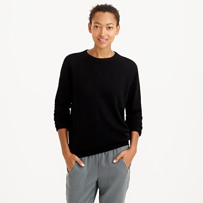 Collection cashmere boyfriend sweater