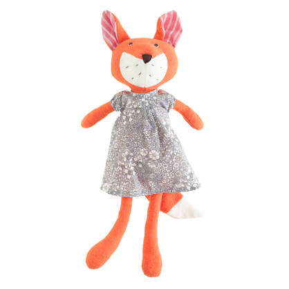 Hazel Village™ Miss Flora fox