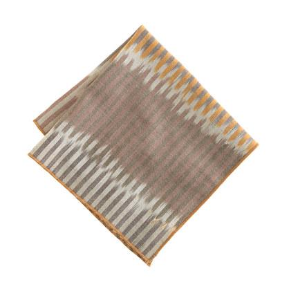 Kiriko™ kasuri pocket square