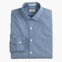 Slim Albiate 1830 for J.Crew shirt in circle cross