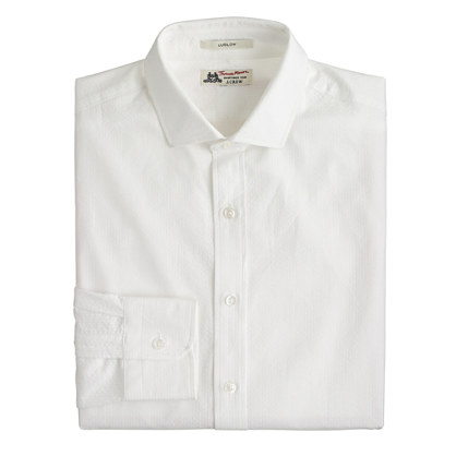 Thomas Mason® for J.Crew Ludlow shirt in seersucker