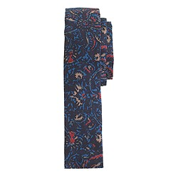 The Hill-side® cotton tie in victorian paisley
