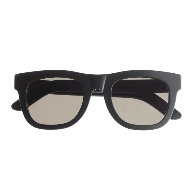 Super™ Ciccio sunglasses in black matte