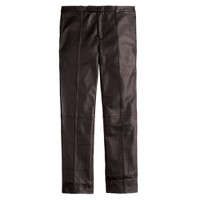 Collection Eaton boy trouser in leather
