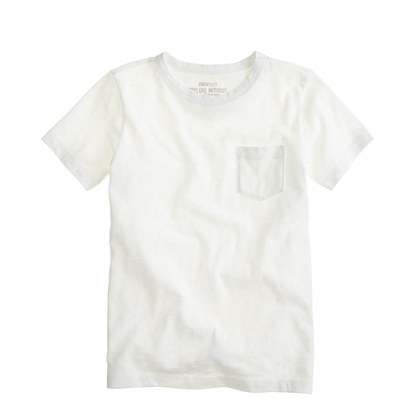 Boys' pocket T-shirt