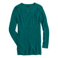 Collection featherweight cashmere ribbed sweater