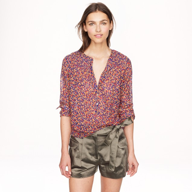 Liberty popover in Eliza's flowers