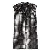 Foulard gauze tunic
