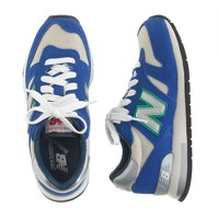 Kids' New Balance® for crewcuts K1300 lace-up sneakers in royal blue