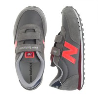 Kids' New Balance® for crewcuts KE410 Velcro® sneakers in grey