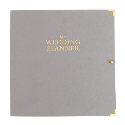 Sugar Paper® wedding planner binder