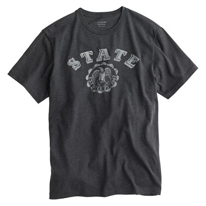 State graphic T-shirt