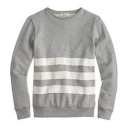 Maison Kitsuné® grosgrain sweatshirt