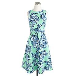Photo floral dress