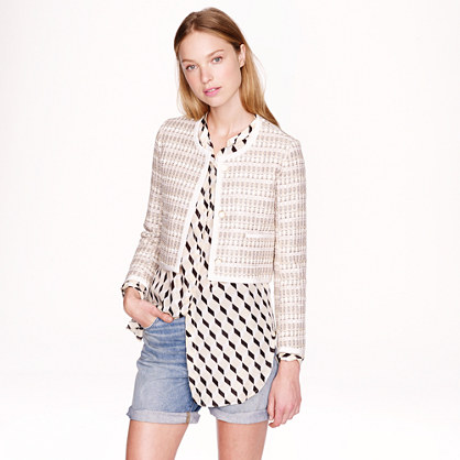 Maison Kitsuné® tweed jacket