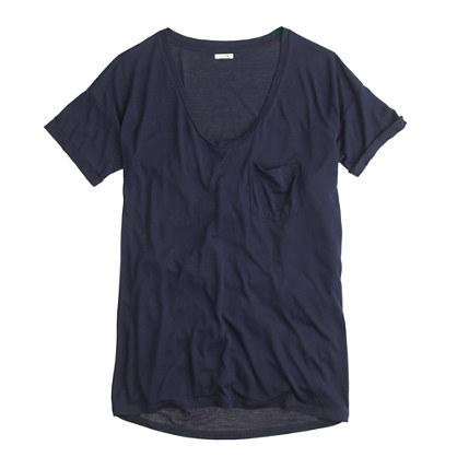 Prima jersey pocket T-shirt