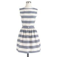 Maison Kitsuné® stripe Bali dress