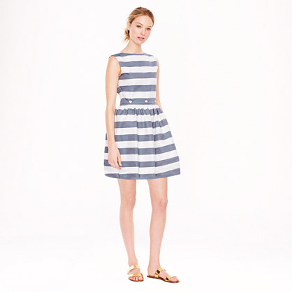 Maison Kitsuné® stripe Bali dress