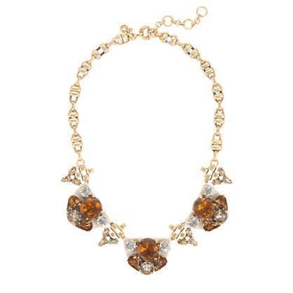 Redwood necklace