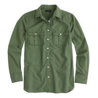 Oversize boy shirt