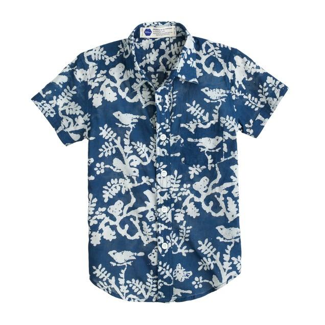 Kids' Industry of All Nations™ batik shirt