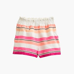 Girls' lemlem® for crewcuts Zema short
