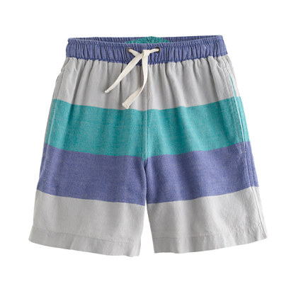 Boys' Jed & Marne™ pull-on short in multistripe