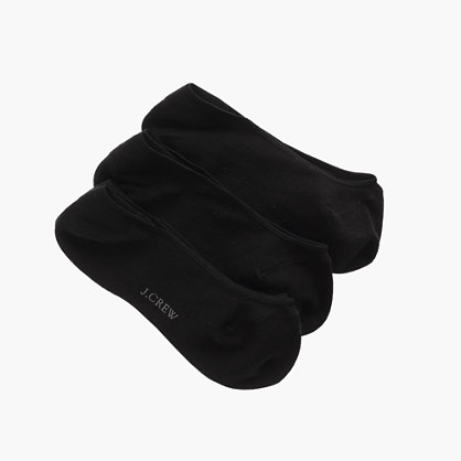 No-show socks three-pack