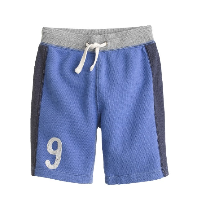 Boys' Cooper sweatshort in #9