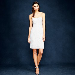 Mackenna dress in Leavers lace