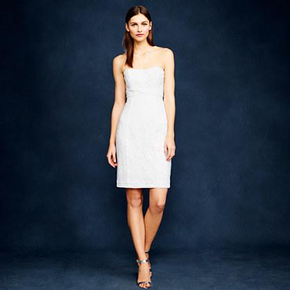 Mackenna dress in Leavers lace