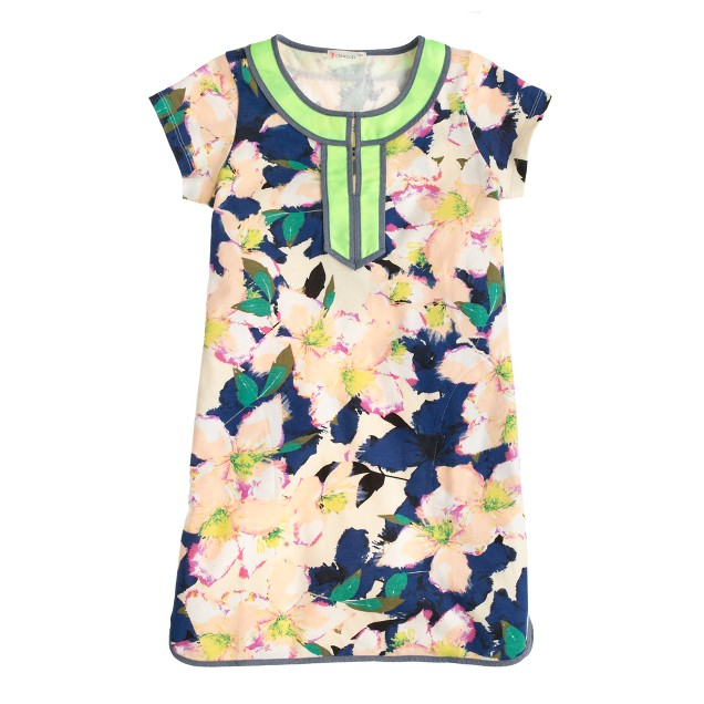 Girls' cove floral dress