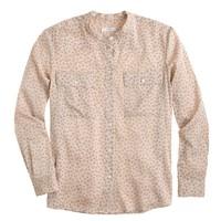 Silk star blouse