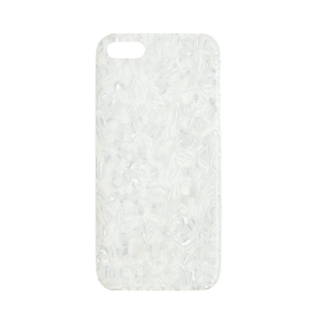 Patterned case for iPhone® 5/5s