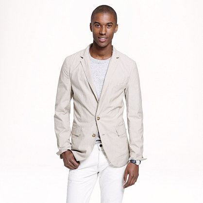 Ludlow sportcoat in lightweight corded cotton