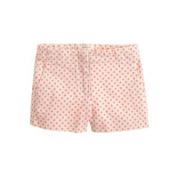 Girls' Frankie short in dot