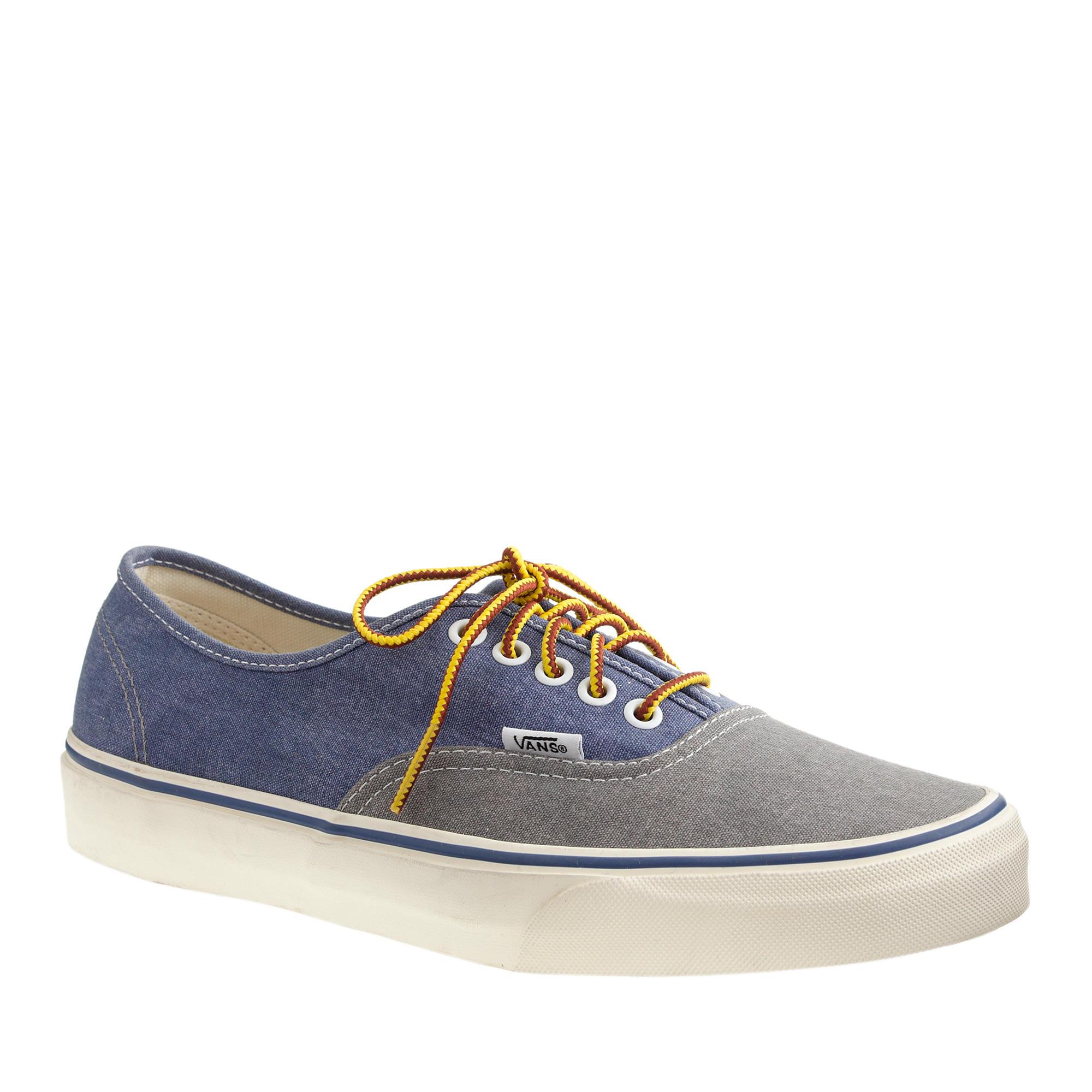 Jcrew Vans Shoe Laces
