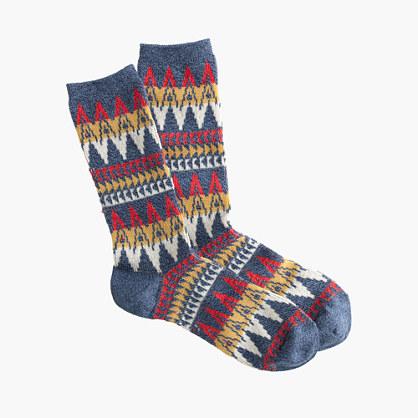 Anonymous Ism™ zigzag socks