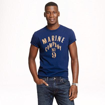 Marine co. #9 T-shirt