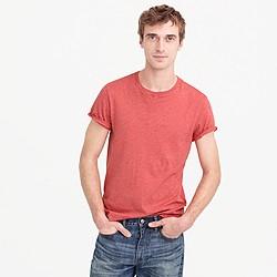 Tall broken-in T-shirt