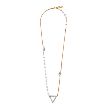 Lulu Frost pearl reign necklace