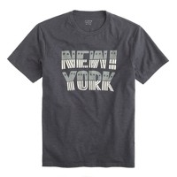 New York stars and stripes T-shirt