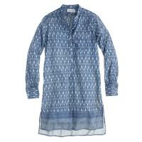 Nili Lotan® for J.Crew printed short tunic
