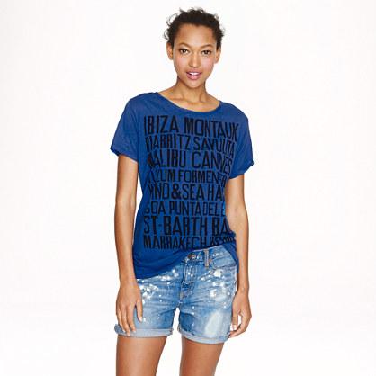 Sundry™ for J.Crew destination T-shirt