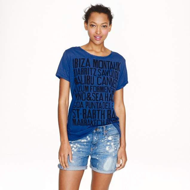 Sundry™ for J.Crew destination T-shirt