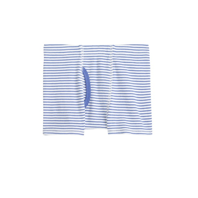 Boys' thin-stripe boxer briefs