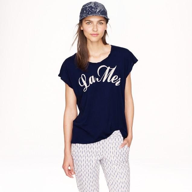 Sundry™ for J.Crew la mer T-shirt