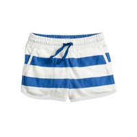 Girls' Millie pull-on short in stripe