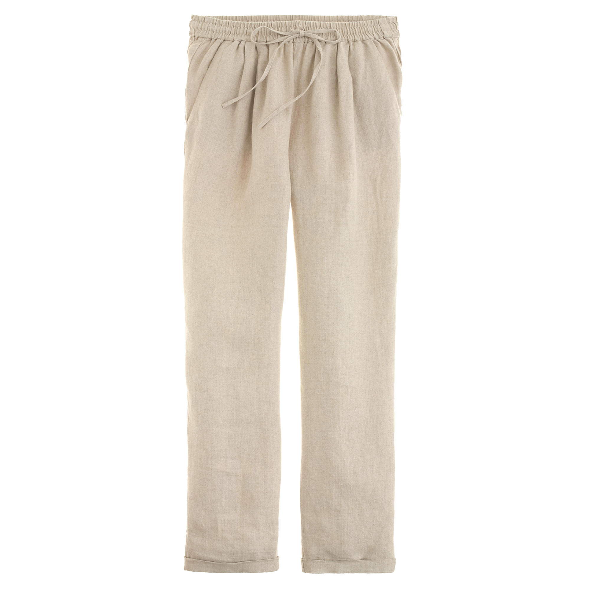 Linen Drawstring Pants | Gpant