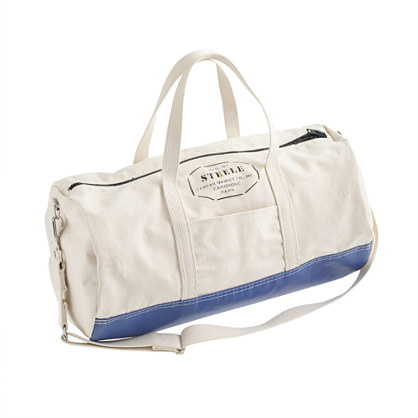 Steele Canvas Basket Corp.™ Steeletex™ gym bag